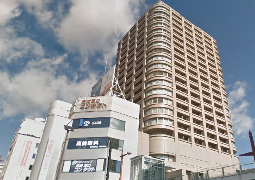 高崎市栄町 マンション 高崎タワー21
